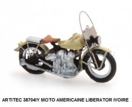 AR38704IY Harley-Davidson LIBERATOR IVOIRE