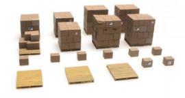 AR387235 Palettes et cartons