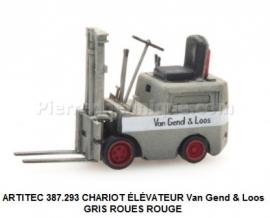 AR387293 CHARIOT ELEVATEUR VG&L GRIS