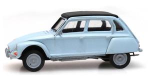 387435 Citroën Dyane bleu