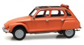 387438 Citroën Dyane orange