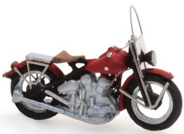 AR38704RD Harley-Davidson LIBERATOR ROUGE