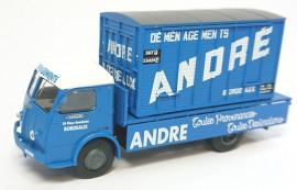 CB- 093 Panhard Movic Plateau ANDRE + Cadre Bois