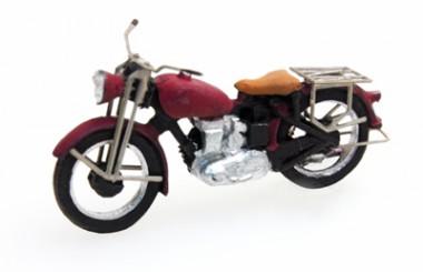 AR38705RD MOTO TRIUMPH ROUGE
