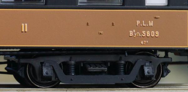 MW40916 VOITURE VOYAGEURS B9yfi 5609 PLM