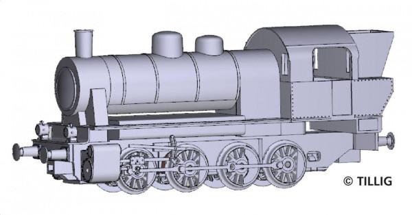Tillig 72014 - Locomotive vapeur SNCF 040 TX 58