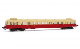 HJ2360 Autorail diesel mixte première/seconde classe X-2439
