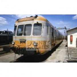 HJ2388 Autorail RGP2 X 2700 SNCF - Livrée orange et gris