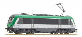 HJ2366S Locomotive électrique BB 36053 livrée verte et grise version d'origine avec logo casquette