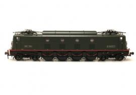 HJ2367 Locomotive électrique 2D2 5401 livrée verte foncée du dépôt de Montrouge