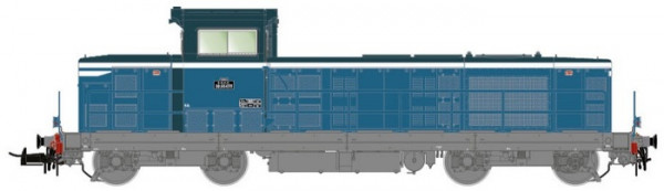 HJ2374S LOCOMOTIVE DIESEL BB 66428 SNCF