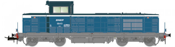 HJ2375 LOCOMOTIVE DIESEL BB 66413 SNCF