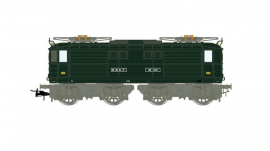HJ2384 Locomotive électrique type BB 1500 SNCF, livrée verte