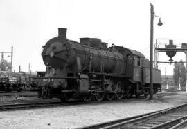 HJ2404 Locomotive à vapeur 040 D Nord SNCF