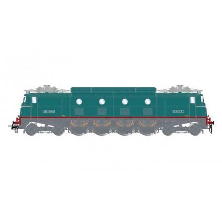 HJ2368 Locomotive électrique 2D2 5402 livrée bleuté foncée du dépôt de Montrouge