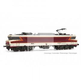 HJ2372 Locomotive Électrique CC 6517 - livrée «rouge béton»
