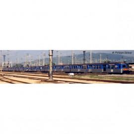 HJ4154 Coffret RIO 82 PACA, bleu, SNCF