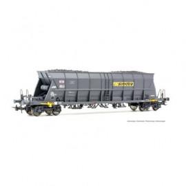 HJ6182 Wagon trémie Faoos livrée Simotra