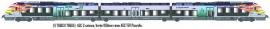 LS 10572 AUTOMOTRICE AGC X 76603/76604 3 PIECES LIVREE 100EME RAME AGC TER PICARDIE SNCF