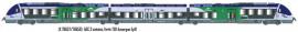 LS 10573 AUTOMOTRICE AGC X 76657/76658 3 PIECES LIVREE TER AUVERGNE SNCF