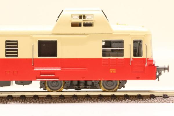 LS 10120 AUTORAIL X3800 ROUGE CREME 2°CL SOTTEVILLE SNCF
