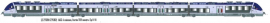 LS 10874 Z27591/27592, AGC 4 Caisses, Livrée TER Neutre, Ep. V-VI