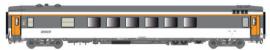LS 40340 Voiture Club 34, Corail, Logo Nouilles, sans cartouche Voiture Restaurant