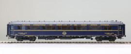 LS 49212 Voiture Z, Bleue livrée 1935, CIWL, Ep II