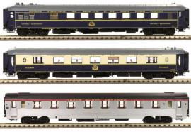 LS 41106 Coffret de 3 voitures «Le Mistral» liaison «Paris - Nice»