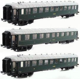 LS 40200 LSM/MODELS WORLD COFFRET 3xOCEM VERT PO-MIDI 1935