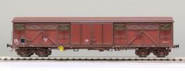 LS 30344 WAGON Gas 86-6, brun UIC, deux tons Ep.IV