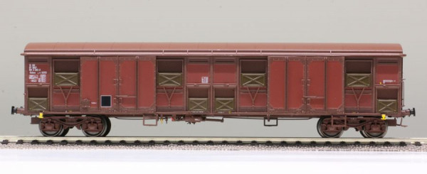 LS 30345 WAGON Gahkkss 12-16, rouge UIC, deux tons, 140 km/h Ep.IV