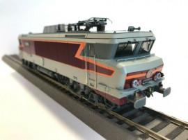 LS 10042 Locomotive BB 15000 livrée TEE épIV de la SNCF