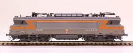 LS 10059DS LOCOMOTIVE ELECTRIQUE BB 22374 BLASON NOYON SNCF