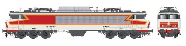 LS 10328 LOCOMOTIVE ELECTRIQUE CC 6567 SUD EST SNCF