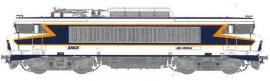 LS 10988 BB10004, gris argent,/bleu TEN/chamois 432, grande cabine, 160 km/h, dépôt Strasbourg