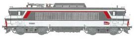 LS 10990 BB 15061, Réver, livrée Corail+, grande cabine, sigle carmillon, 160 km/h, dépôt d'Archères
