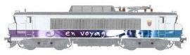 LS 10991 BB 15065, livrée «En Voyage», grande cabine, sigle casquette, blason de Vaires sur Marne, dépôt de Strasbourg