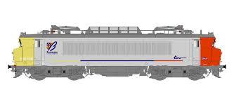 LS 10206S LOCOMOTIVE ELECTRIQUE BB 7321R TER BOURGOGNE SNCF