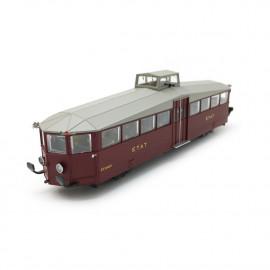 NM20003 Autorail diesel ZZ 24603 livrée rouge ETAT