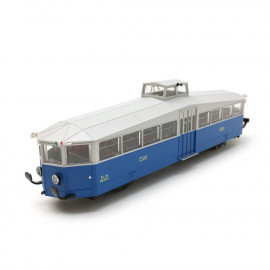 NM20001 Autorail diesel ZZC B2 livrée bleu PLM