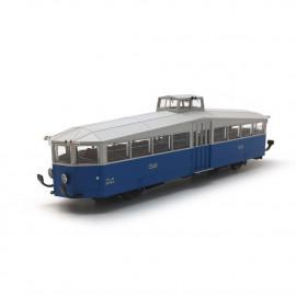 NM20002 Autorail diesel ZZC B4 livrée bleu PLM