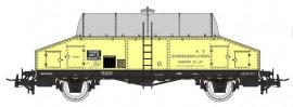 NM50003 Wagon laitier «beurre frais» citerne inox Sncf