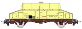NM50006 Wagon laitier «beurre frais» Sncf