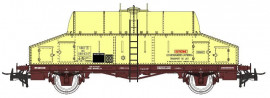 NM50008 Wagon laitier «beurre frais» Sncf
