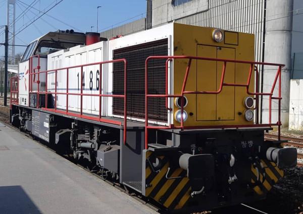 96478 Locomotive diesel BB 60000 SNCF, ETF