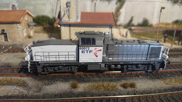 96477 Locomotive diesel BB 60000 SNCF, ETF