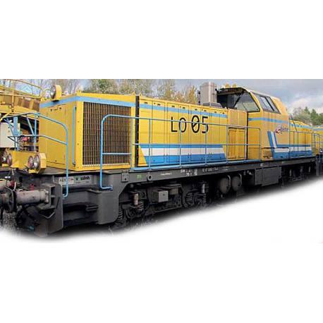 96475 Locomotive diesel BB 60000 livrée E-GENIE