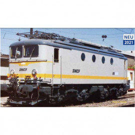 P51375 LOCOMOTIVE ELECTRIQUE BB 8100 SNCF LIVREE BETON