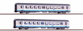 P58655 SET 2 VOITURES CORAIL VTU RHONE ALPES SNCF